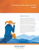 Cerner Brochure