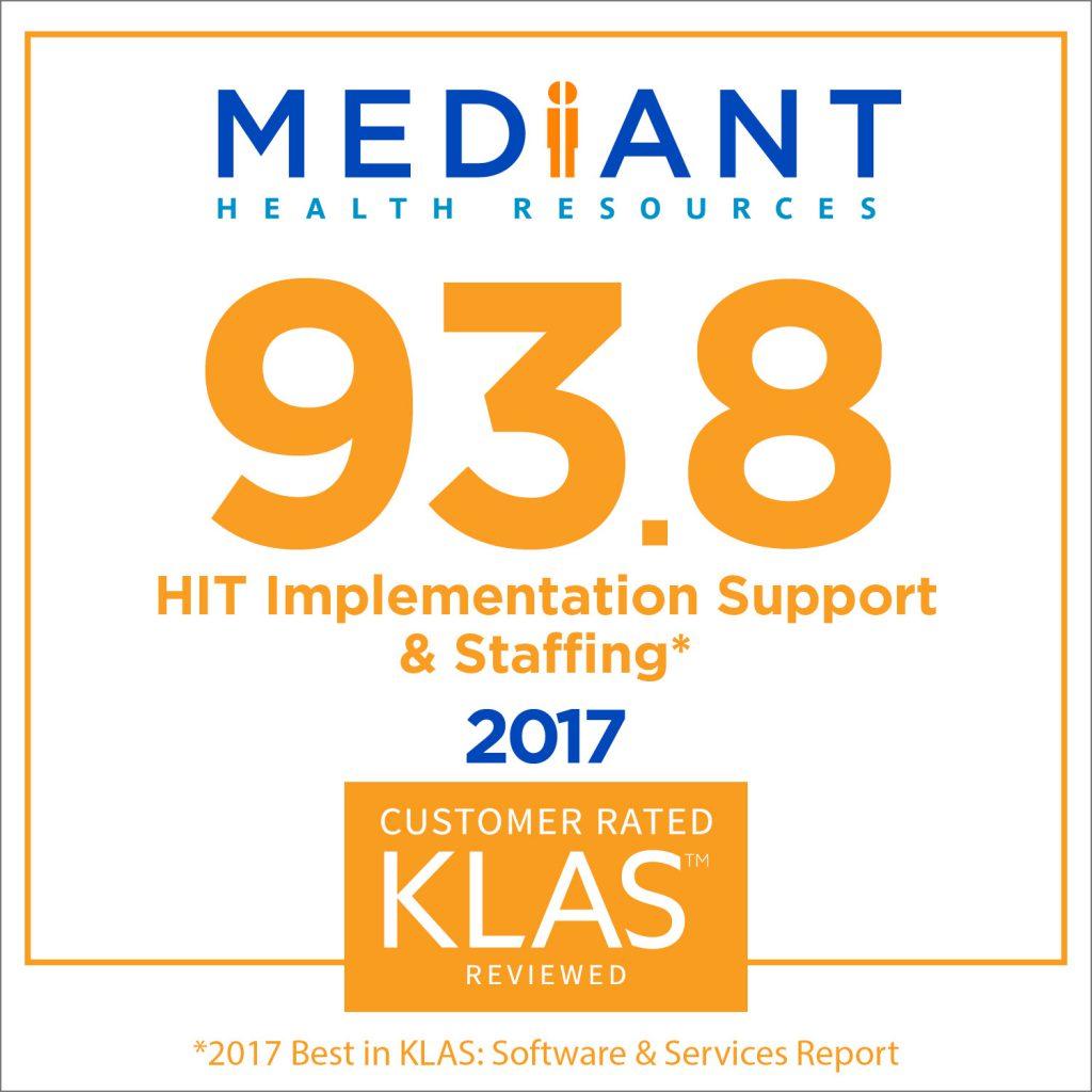 Mediant Klass 2017