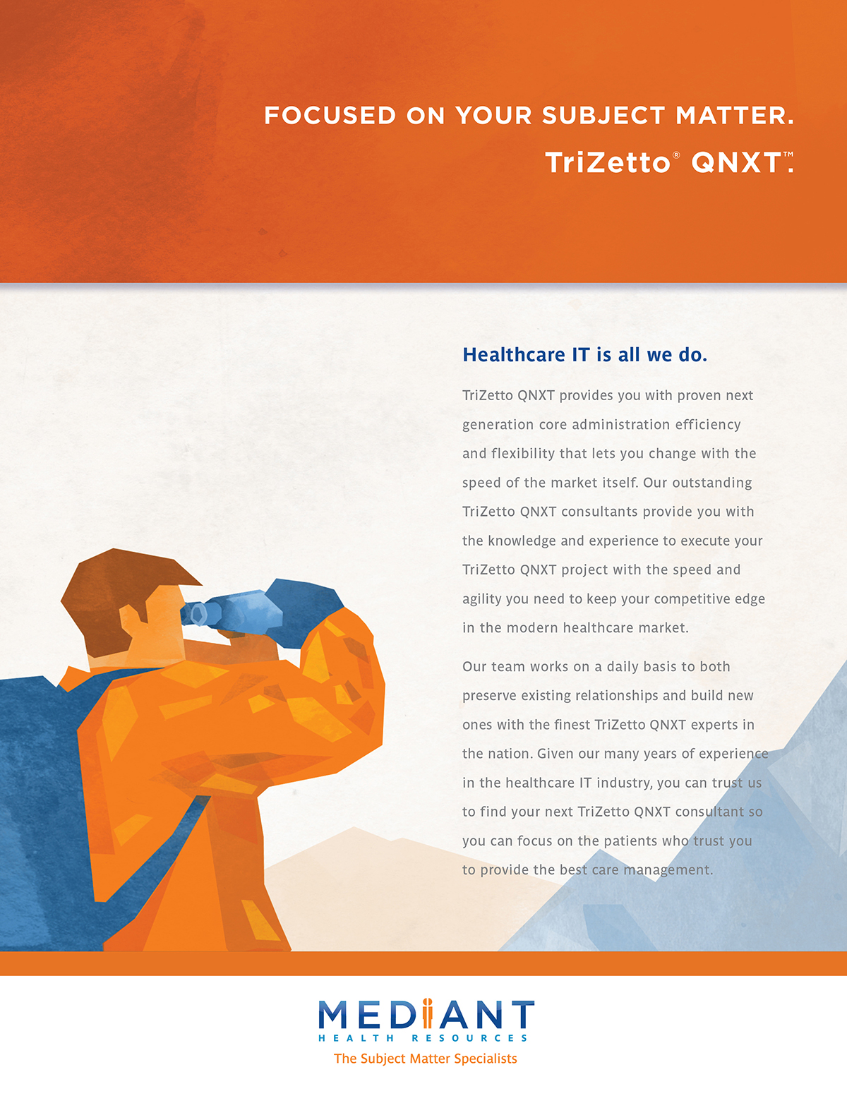 TriZetto QNXT™ Brochure